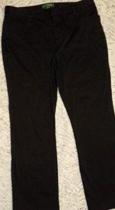 ❤ Ralph Lauren black pants